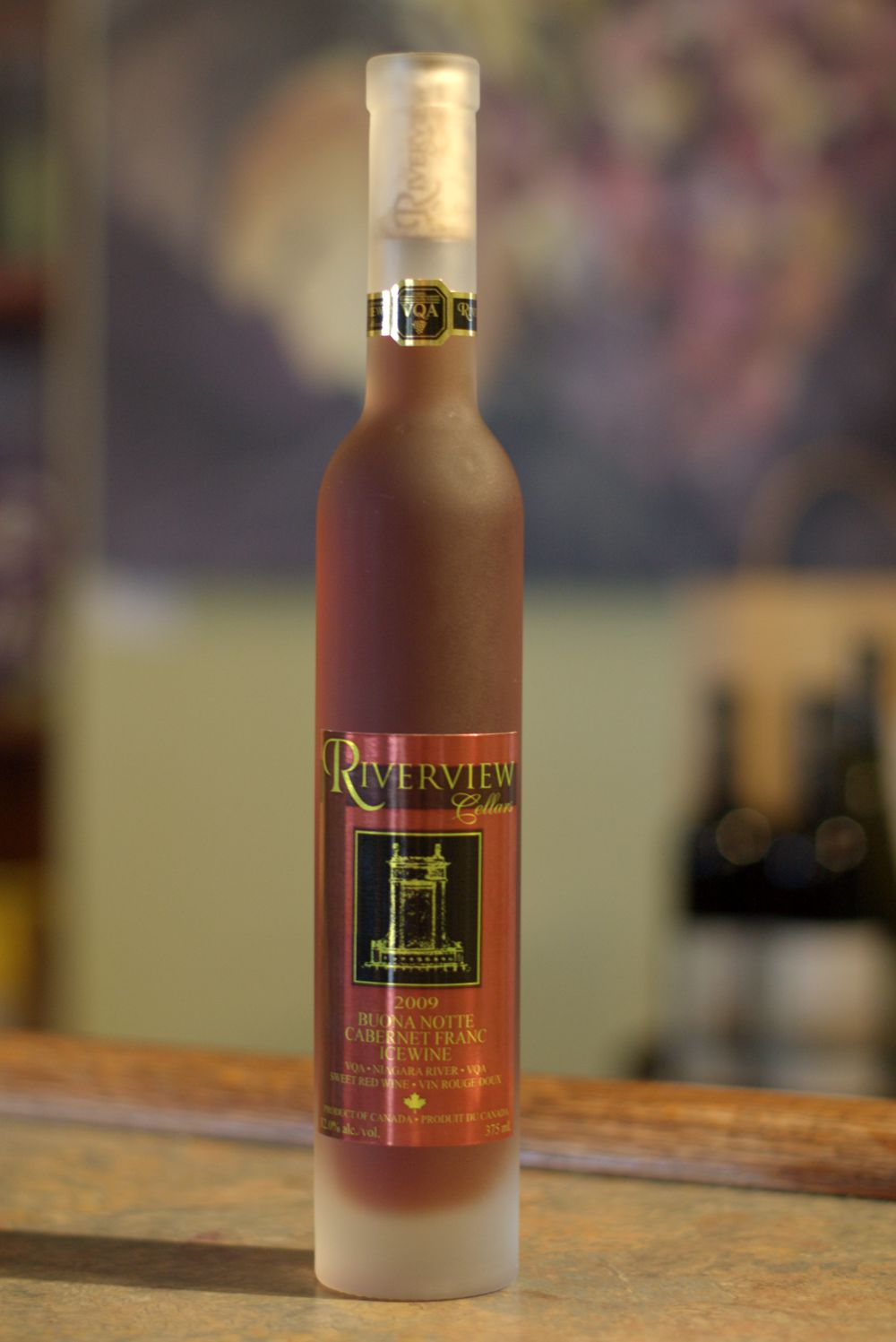 Riverview Cellars 2009 Dessert Wine