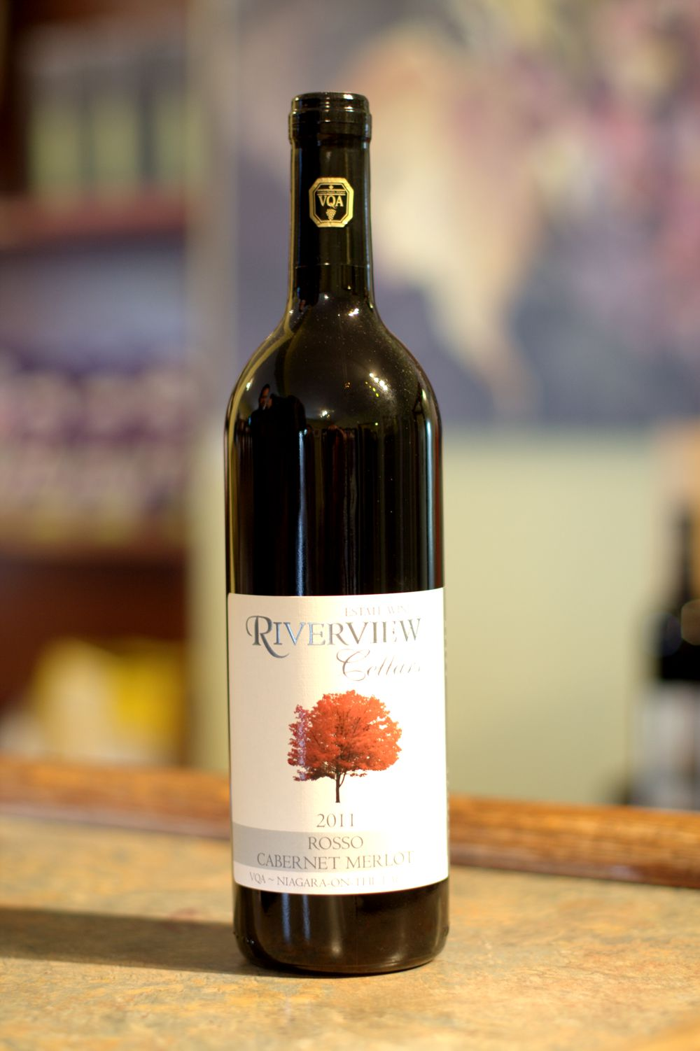 Riverview Cellars 2011 Red Wines