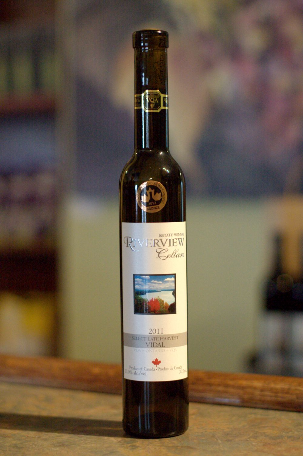 Riverview Cellar 2011 Dessert Wine