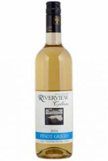 Good Wine for Good Friday - Riverview - Pinot Grigio 2014 web